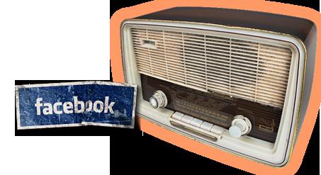radio en facebook