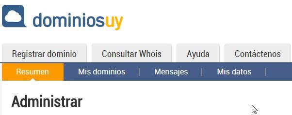 mis dominios .com.uy
