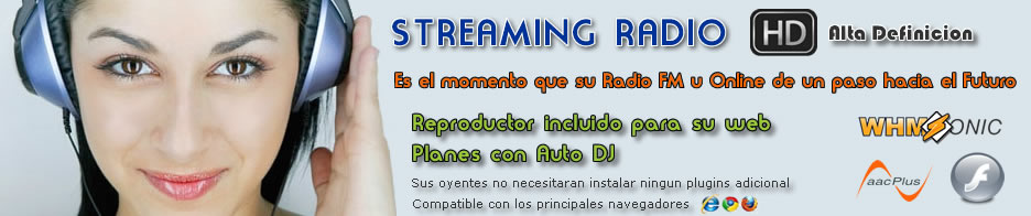 Streaming Radio HD