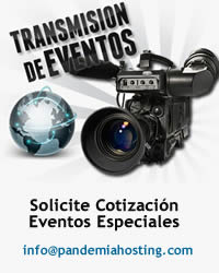streaming eventos